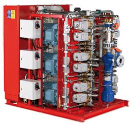Насосные установки HI-FOG® SPU (Sprinkler Pump Unit)